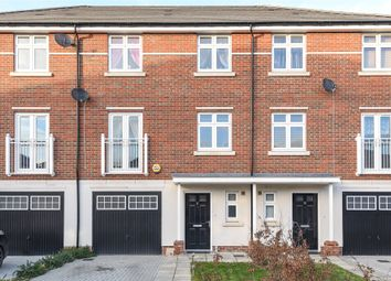 Thumbnail 4 bed town house for sale in The Orangery, Earley, Reading, Berkshire
