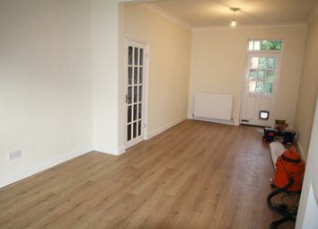 Thumbnail 3 bed terraced house to rent in Elmers Road, London