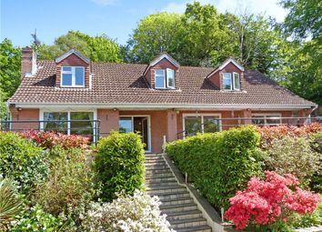 Thumbnail 4 bed detached house for sale in Newtown Lane, Corfe Mullen, Wimborne, Dorset