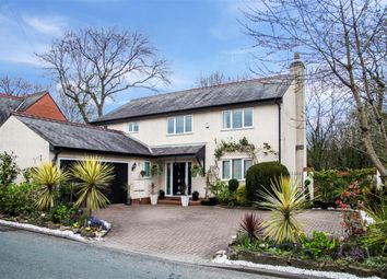 Thumbnail 4 bed detached house for sale in Greenleach Lane, Worsley, Manchester