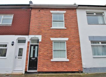 Barnes Road, Portsmouth PO1. 3 bed terraced house for sale