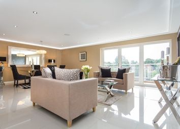 Thumbnail 2 bedroom flat for sale in Penstone Court, Chandlery Way, Cardiff