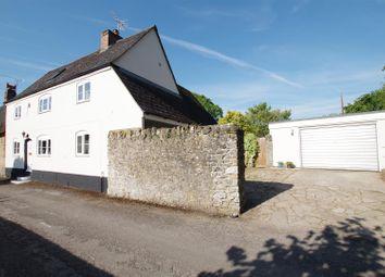 Thumbnail 3 bed cottage for sale in Oak Road, Watchfield, Swindon
