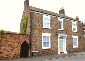 Thumbnail 4 bed terraced house for sale in Eastgate South, Driffield