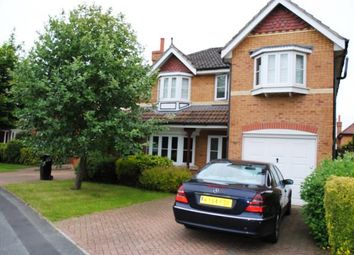 Thumbnail 4 bed detached house for sale in Eden Park Road, Cheadle Hulme, Cheadle, Greater Manchester