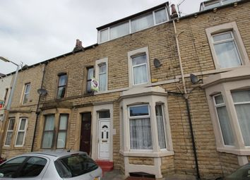 Thumbnail 4 bed terraced house to rent in Claremont Crescent, Morecambe