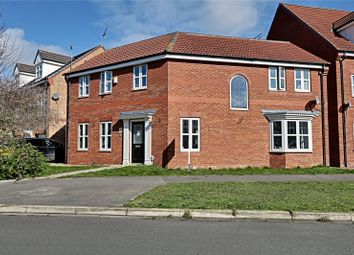 4 bed detached house for sale in Whisperwood Way, Bransholme, Hull, East Yorkshire HU7