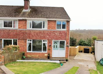 Thumbnail 3 bed semi-detached house for sale in Goetre Bellaf Road, Dunvant, Swansea