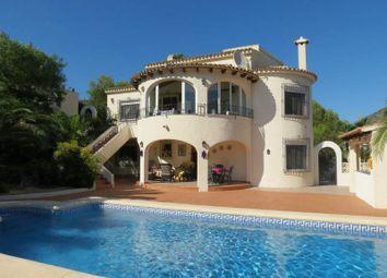 Thumbnail 5 bed villa for sale in 03726 El Poble Nou De Benitatxell, Alicante, Spain