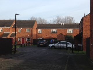 Thumbnail 1 bed flat to rent in Winter Close, Hartlepool
