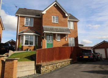 Thumbnail 3 bed detached house for sale in Whernside Avenue, Blackley, Manchester