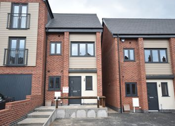 Thumbnail 2 bed semi-detached house to rent in Robinson Crescent, Loughborough