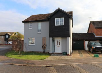 Thumbnail 3 bed detached house for sale in Centaury Close, Stanway, Colchester
