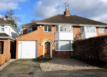 Thumbnail 4 bed semi-detached house for sale in Linden Close, Prestbury, Cheltenham