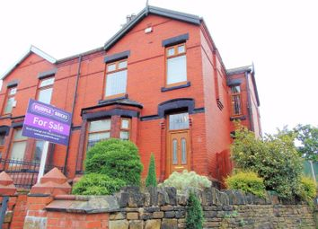 Thumbnail 3 Bed Semi Detached House For Sale In Turf Lane Oldham