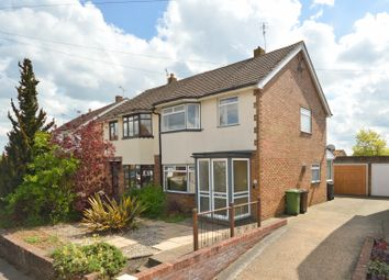 Thumbnail 3 bed semi-detached house for sale in Rylands Road, Ashford, Kent