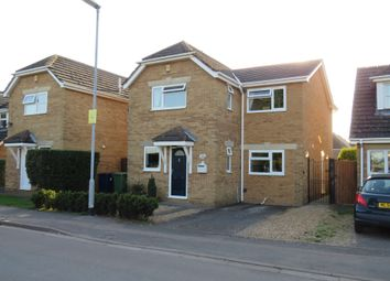 Thumbnail 4 bed detached house for sale in Cemetery Road, Whittlesey, Peterborough