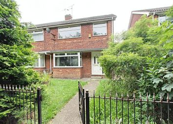 Thumbnail 3 bedroom semi-detached house for sale in Cheviotdale, Sutton-On-Hull, Hull