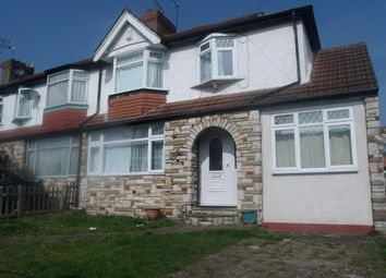 Thumbnail 3 bed property for sale in Harrow Drive, Edmonton, London, England