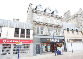 Thumbnail 2 bed flat for sale in 90 A, High Street, Dunfermline Fife KY127Dp