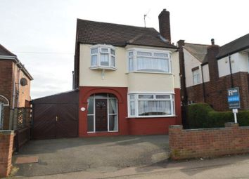 Thumbnail 4 bedroom detached house for sale in Garton End Road, Peterborough
