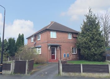 Thumbnail 3 bed semi-detached house for sale in Milner Avenue, Broadheath, Altrincham
