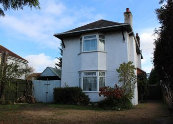 Thumbnail 3 bedroom detached house for sale in Wimborne Road, Poole