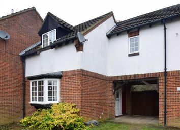 Thumbnail 2 bed terraced house for sale in Hill View, Whyteleafe, Surrey