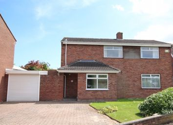 Thumbnail 4 bed detached house for sale in Inwood Road, Wembdon, Bridgwater