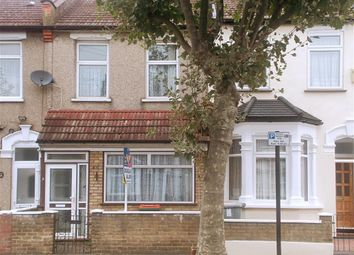 Thumbnail 3 bed terraced house for sale in Clacton Road, East Ham, London