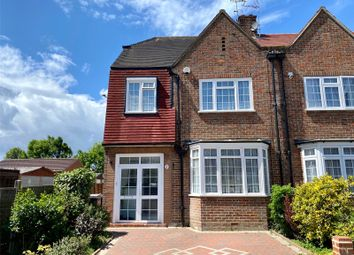 Thumbnail 3 bed semi-detached house for sale in Bramber Road, London
