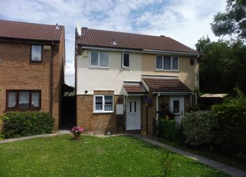 Thumbnail 2 bed semi-detached house for sale in Brake Close, Kingswood, Bristol