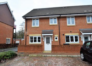 Thumbnail 3 bed end terrace house for sale in Shafford Meadows, Hedge End, Southampton
