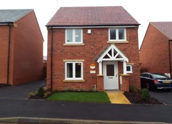 Thumbnail 3 bed detached house to rent in Draycott Avenue, Rothley