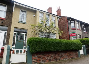 Thumbnail 4 bed semi-detached house for sale in Buckingham Avenue, Prenton