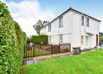 Thumbnail 2 bed flat for sale in Dunlop Street, Linwood, Paisley