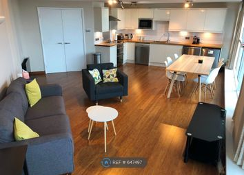 Thumbnail 2 bed flat to rent in Baltic Quay, London