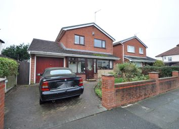 Thumbnail 3 bed detached house for sale in Wakefield Drive, Moreton, Wirral