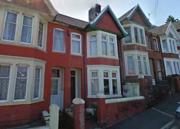 Thumbnail 5 bed terraced house to rent in Gwyn Street, Treforest, Pontypridd