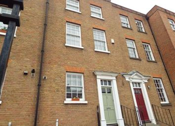 Thumbnail 4 bed terraced house for sale in St. Margarets Banks, High Street, Rochester