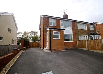 Thumbnail 3 bed semi-detached house for sale in Bryn Hyfryd, Wrexham