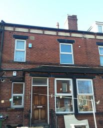 Thumbnail 3 bed terraced house to rent in Mayville Place, Hyde Park, Leeds