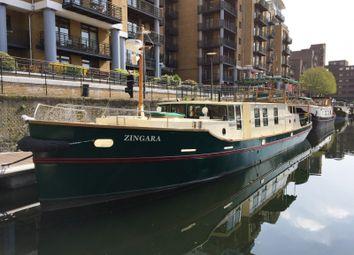 Thumbnail 2 bedroom houseboat for sale in East Basin, St Katharine Docks