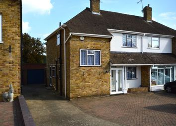 Thumbnail 3 bed semi-detached house to rent in Yantlet Drive, Strood, Rochester