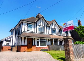 Thumbnail 3 bed semi-detached house for sale in Queens Road, Haywards Heath