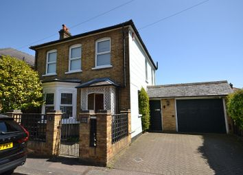 Thumbnail 3 bed detached house for sale in Snellings Road, Hersham, Walton-On-Thames