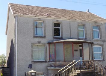 Thumbnail 3 bedroom maisonette for sale in Church Road, Llansamlet, Swansea