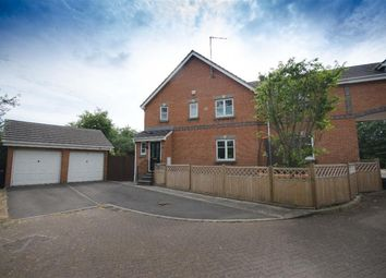 Thumbnail 3 bed link-detached house for sale in Cousins Way, Emersons Green, Bristol
