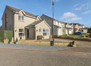 Thumbnail 4 bed detached house for sale in Newbyres Gardens, Gorebridge