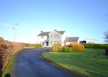Thumbnail Land for sale in Rhos, Llandysul